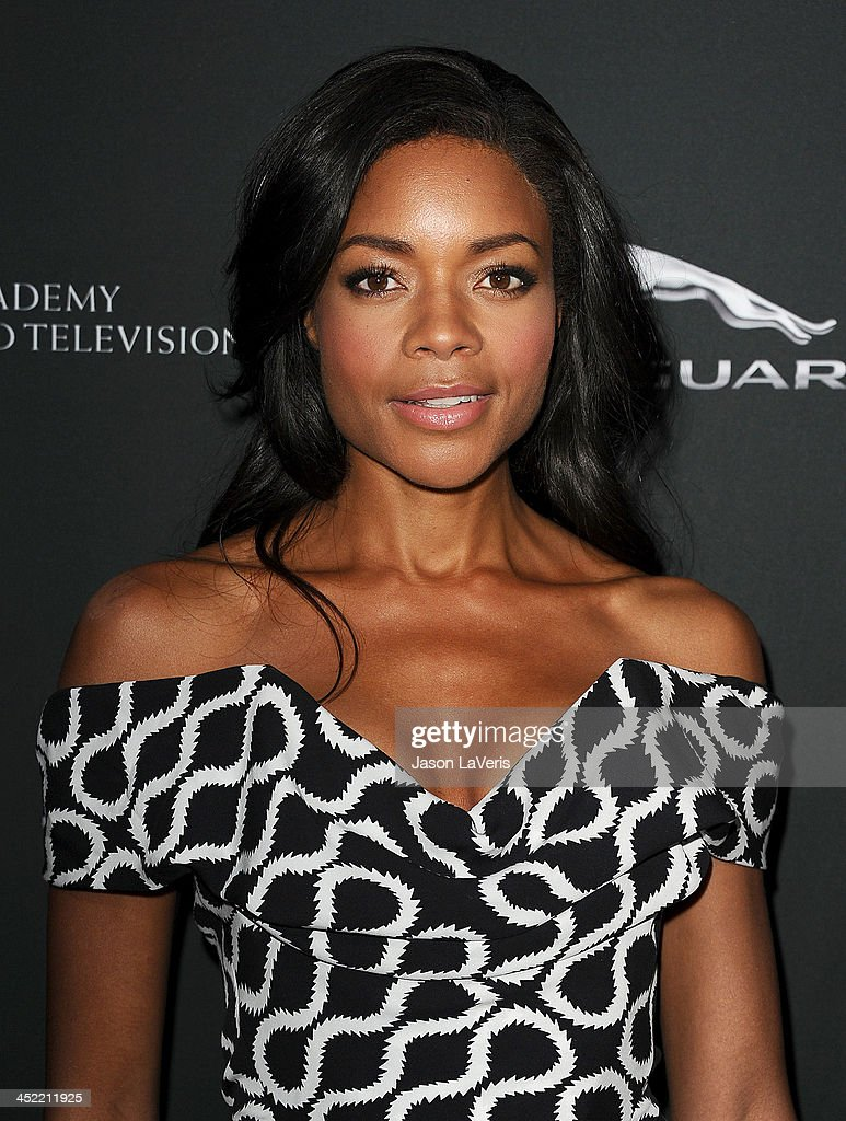 Actress <a gi-track='captionPersonalityLinkClicked' href=/galleries/search?phrase=Naomie+Harris&family=editorial&specificpeople=238918 ng-click='$event.stopPropagation()'>Naomie Harris</a> attends the BAFTA Los Angeles Britannia Awards at The Beverly Hilton Hotel on November 9, 2013 in Beverly Hills, California.