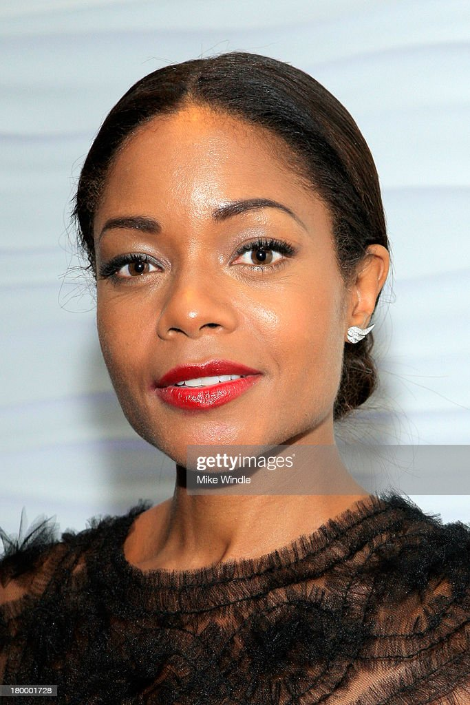 Actress Naomie Harris attends the Burberry supported premiere and celebration of 'Mandela: Long Walk to Freedom' hosted by The Weinstein Company and Entertainment One at the Toronto International Film Festival on September 7, 2013 in Toronto, Canada.