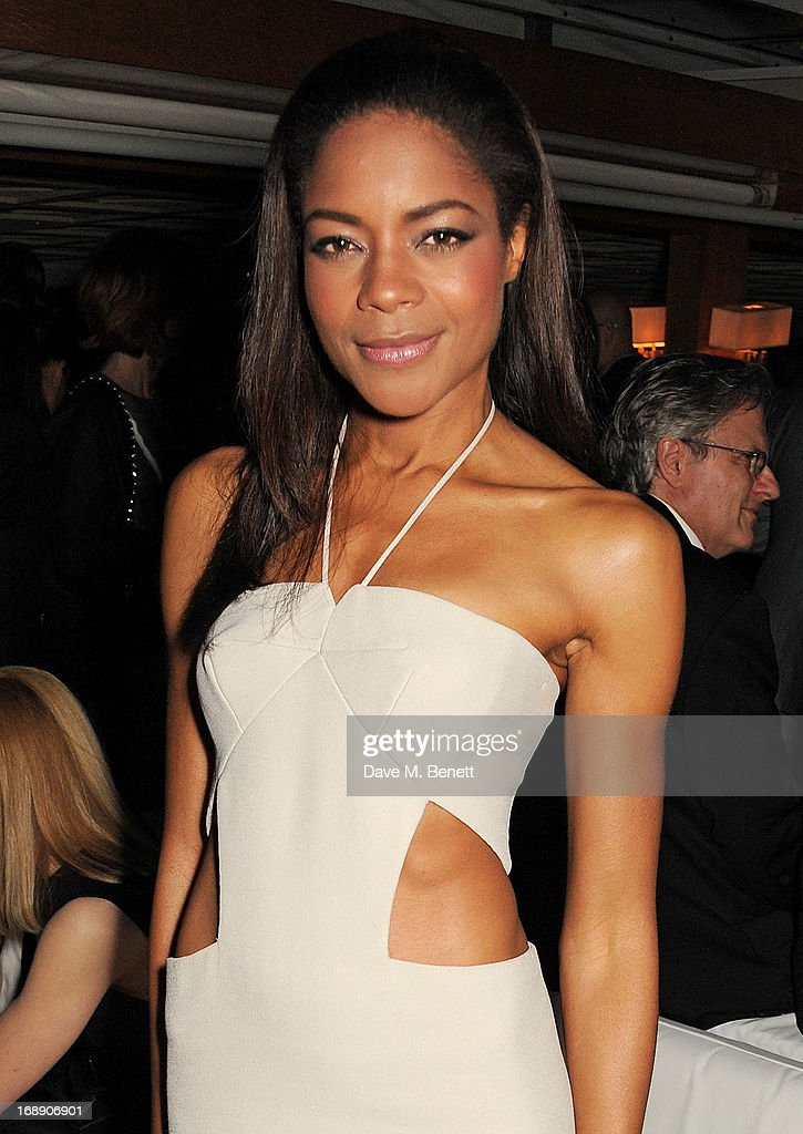 Actress <a gi-track='captionPersonalityLinkClicked' href=/galleries/search?phrase=Naomie+Harris&family=editorial&specificpeople=238918 ng-click='$event.stopPropagation()'>Naomie Harris</a> attends the IFP, Calvin Klein Collection & Euphoria Calvin Klein celebration of Women In Film At The 66th Cannes Film Festival on May 16, 2013 in Cannes, France.