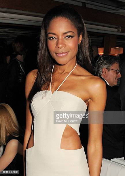 Actress Naomie Harris attends the IFP Calvin Klein Collection Euphoria Calvin Klein celebration of Women In Film At The 66th Cannes Film Festival on...