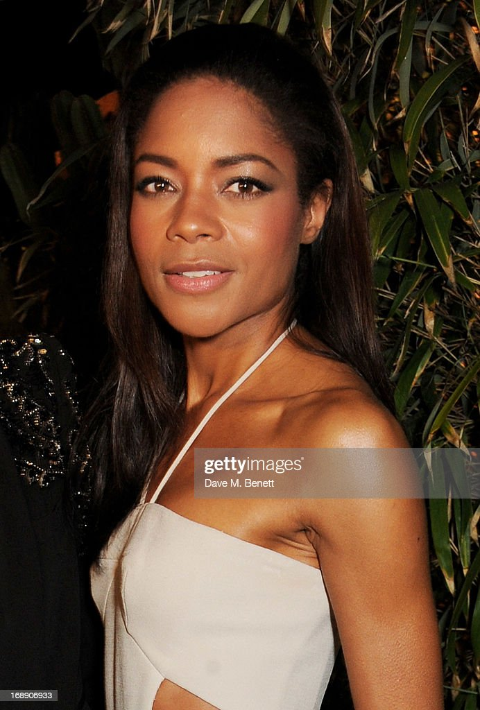 Actress Naomie Harris attends the IFP, Calvin Klein Collection & Euphoria Calvin Klein celebration of Women In Film At The 66th Cannes Film Festival on May 16, 2013 in Cannes, France.