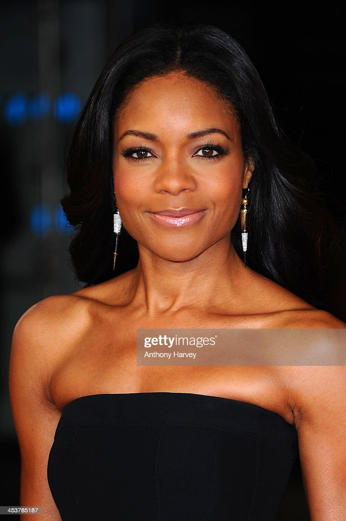 Actress Naomie Harris attends the Royal film performance of 'Mandela: Long Walk to Freedom' on December 5, 2013 in London, United Kingdom.