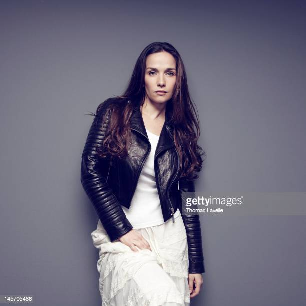 Actress Natalia Oreiro is photographed for Self Assignment on June 21 2012 in Cannes France