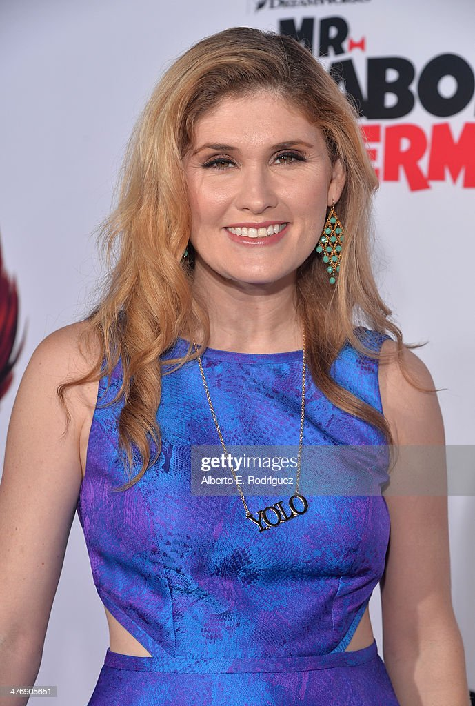 Actress Natalia Reagan attends the premiere of Twentieth Century Fox and DreamWorks Animation's 'Mr. Peabody & Sherman' at Regency Village Theatre on March 5, 2014 in Westwood, California.