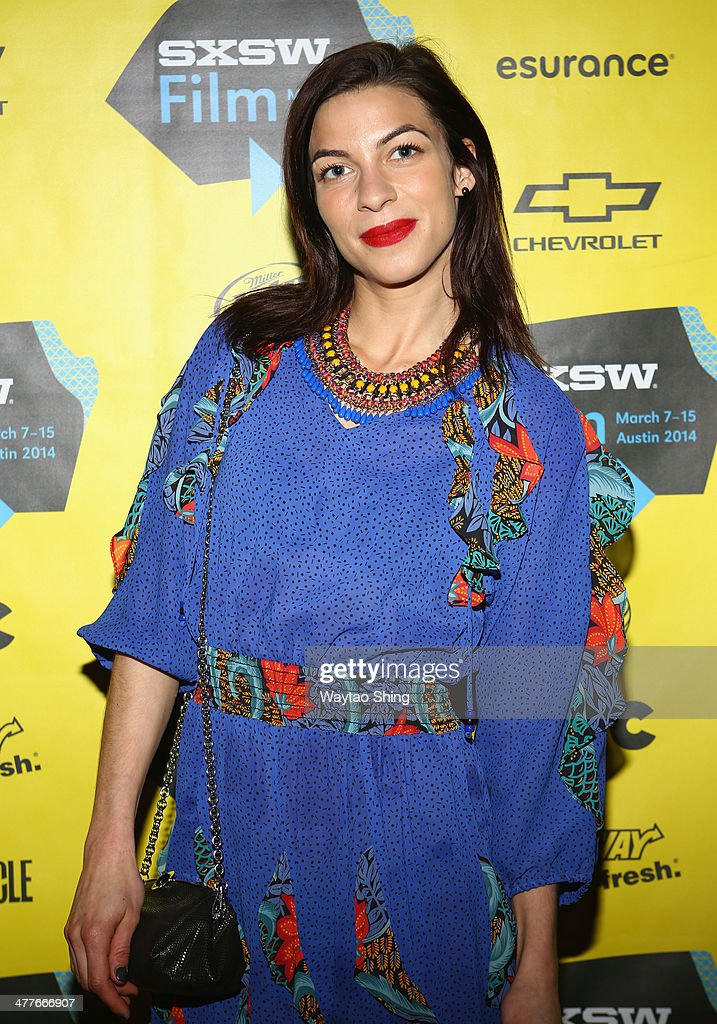 Actress <a gi-track='captionPersonalityLinkClicked' href=/galleries/search?phrase=Natalia+Tena&family=editorial&specificpeople=4356716 ng-click='$event.stopPropagation()'>Natalia Tena</a> attends the '10,000KM (Long Distance)' Photo Op and Q&A during the 2014 SXSW Music, Film + Interactive Festival at Alamo Ritz on March 10, 2014 in Austin, Texas.