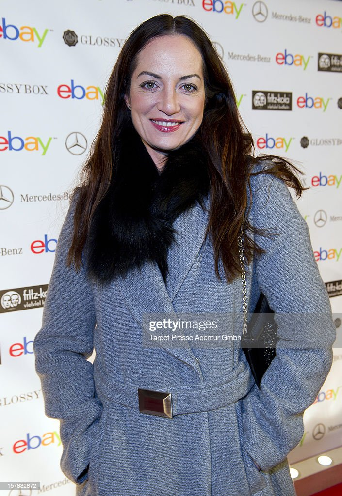 Actress Natalia Woerner attends the Ebay Pop-Up Store opening at Oranienburger Strasse on December 6, 2012 in Berlin, Germany.