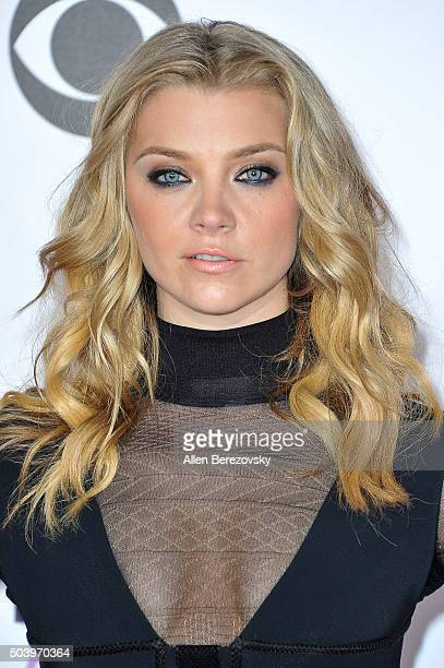 Actress Natalie Dormer arrives at the People's Choice Awards 2016 at Microsoft Theater on January 6 2016 in Los Angeles California