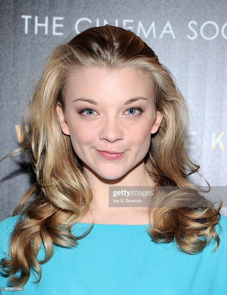 Actress <a gi-track='captionPersonalityLinkClicked' href=/galleries/search?phrase=Natalie+Dormer&family=editorial&specificpeople=817757 ng-click='$event.stopPropagation()'>Natalie Dormer</a> attends The Cinema Society with Tod's & GQ screening of Millennium Entertainment's 'What Maisie Knew' at Landmark Sunshine Cinema on May 2, 2013 in New York City.