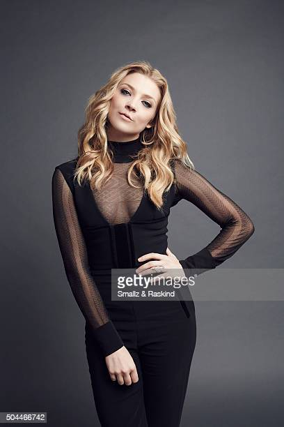Actress Natalie Dormer poses for a portrait at the 2016 People's Choice Awards at the Microsoft Theater on January 6 2016 in Los Angeles California
