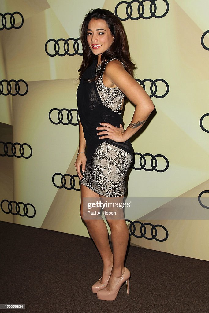 Actress Natalie Martinez arrives at the Audi Golden Globe 2013 Kick Off Party at Cecconi's Restaurant on January 6, 2013 in Los Angeles, California.