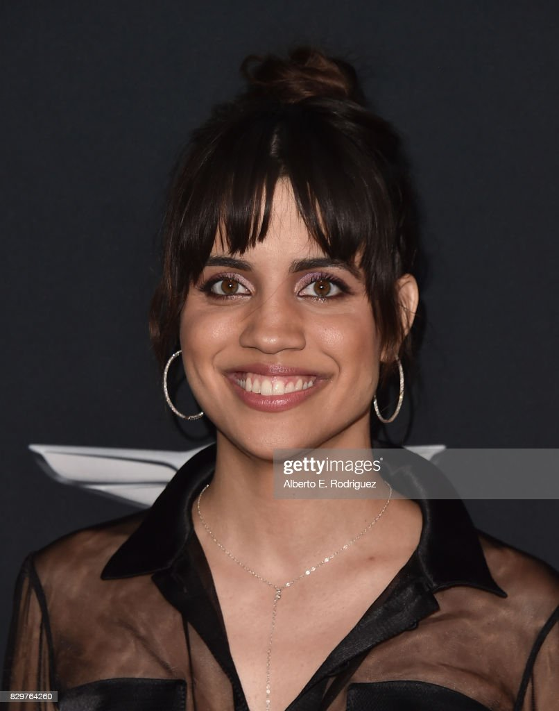 Actress Natalie Morales attends OUT Magazine's Inaugural Power 50 Gala & Awards Presentation at Goya Studios on August 10, 2017 in Los Angeles, California.