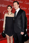 Actress Natalie Portman and director Darren Aronofsky arrive at the 22nd Annual Palm Springs International Film Festival Awards Gala at Palm Springs...