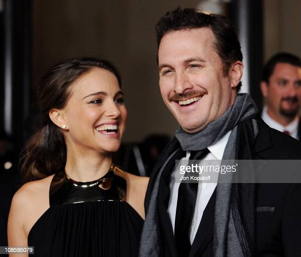 Actress Natalie Portman and director Darren Aronofsky arrive at the 63rd Annual DGA Awards at the Grand Ballroom at Hollywood Highland Center on...