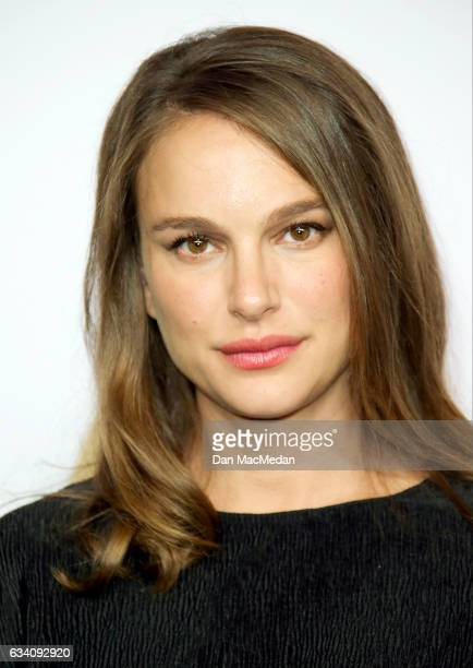 Actress Natalie Portman arrives at the 89th Annual Academy Awards Nominee Luncheon at The Beverly Hilton Hotel on February 6 2017 in Beverly Hills...