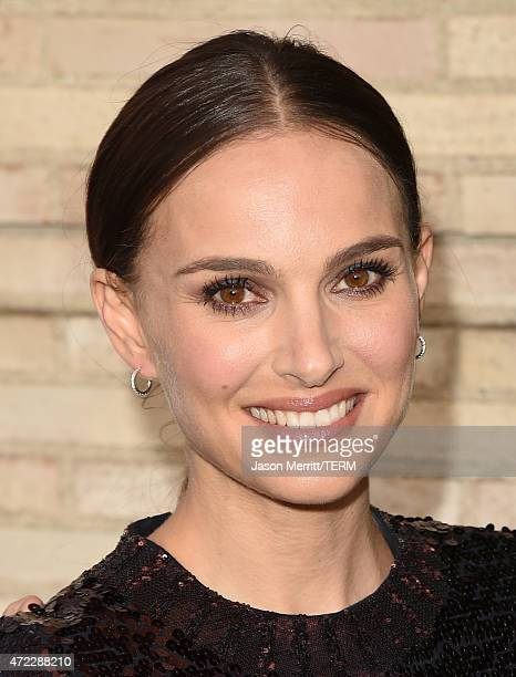 Actress Natalie Portman arrives at the UCLA Younes Soraya Nazarian Center For Israel Studies 5th Annual Gala at Wallis Annenberg Center for the...