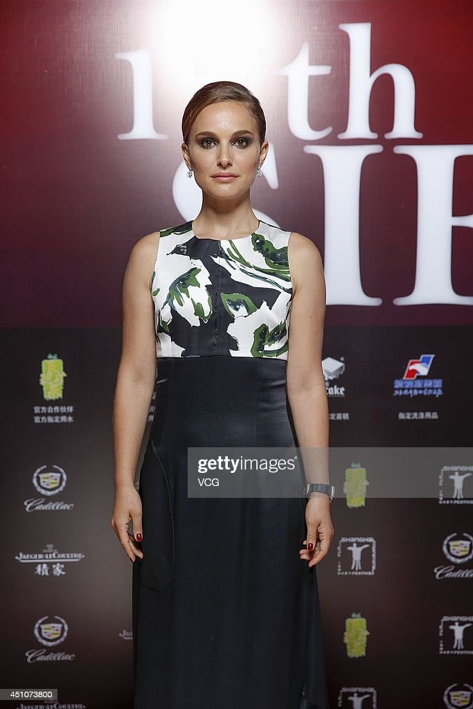Actress <a gi-track='captionPersonalityLinkClicked' href=/galleries/search?phrase=Natalie+Portman&family=editorial&specificpeople=202035 ng-click='$event.stopPropagation()'>Natalie Portman</a> attends closing and award ceremony of 17th Shanghai International Film Festival at Shanghai Grand Theatre on June 22, 2014 in Shanghai, China.