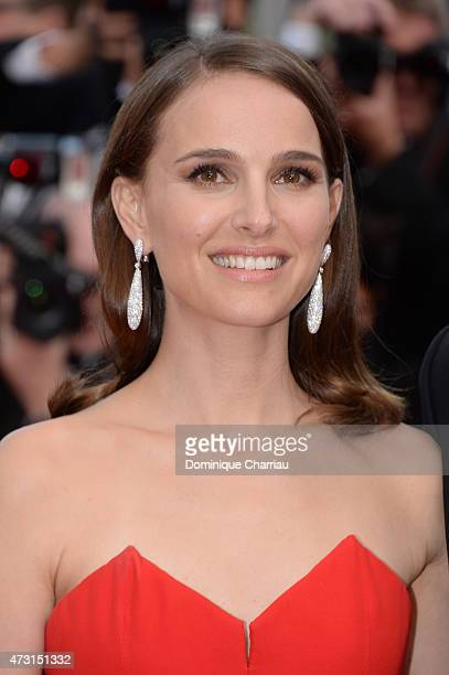 Actress Natalie Portman attends the opening ceremony and premiere of 'La Tete Haute during the 68th annual Cannes Film Festival on May 13 2015 in...