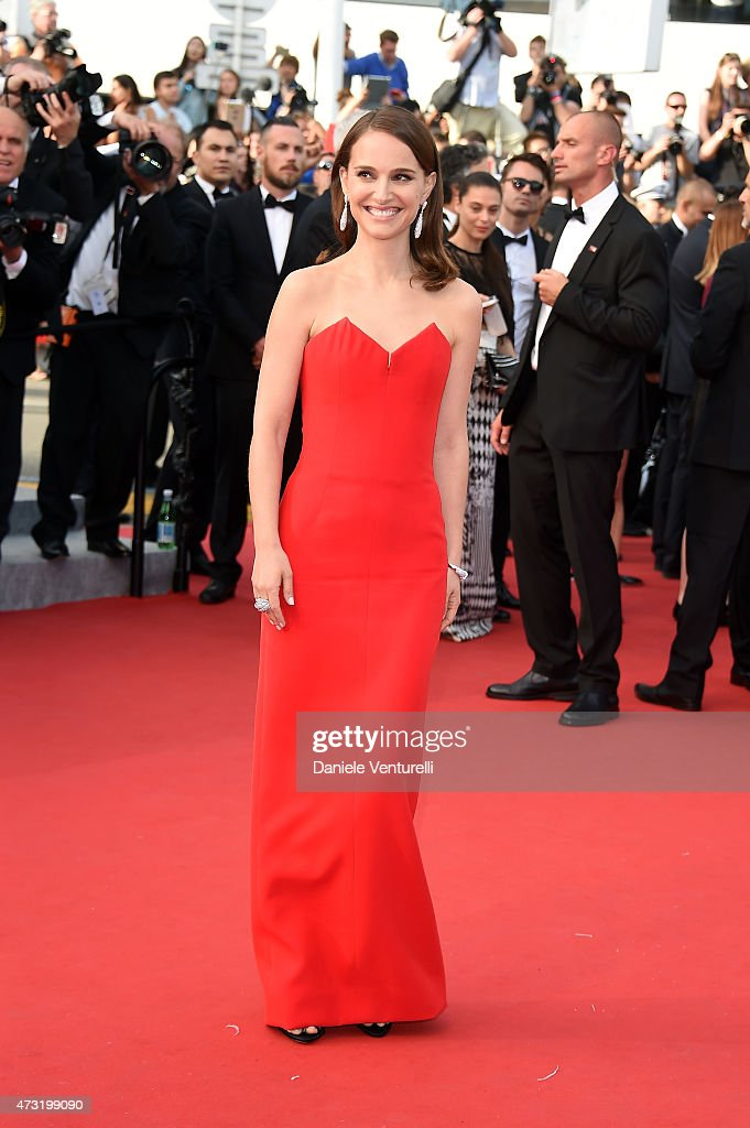 Actress Natalie Portman attends the opening ceremony and premiere of 'La Tete Haute ('Standing Tall') during the 68th annual Cannes Film Festival on May 13, 2015 in Cannes, France.