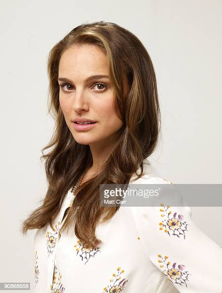 Actress Natalie Portman from the film 'Love and Other Impossible Pursuits' poses for a portrait during the 2009 Toronto International Film Festival...