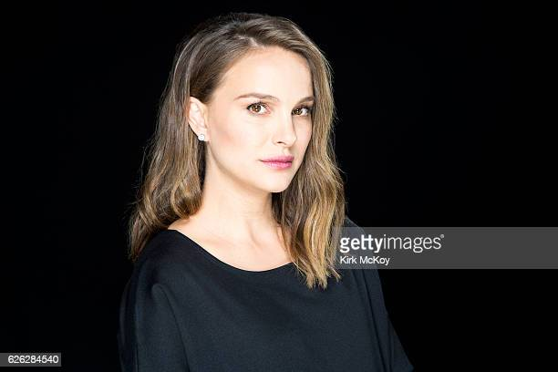 Actress Natalie Portman is photographed for Los Angeles Times on November 13 2016 in Los Angeles California PUBLISHED IMAGE CREDIT MUST READ Kirk...