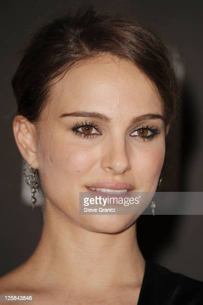 Actress Natalie Portman poses in the press room at the 16th Annual Critics' Choice Movie Awards at the Hollywood Palladium on January 14 2011 in Los...