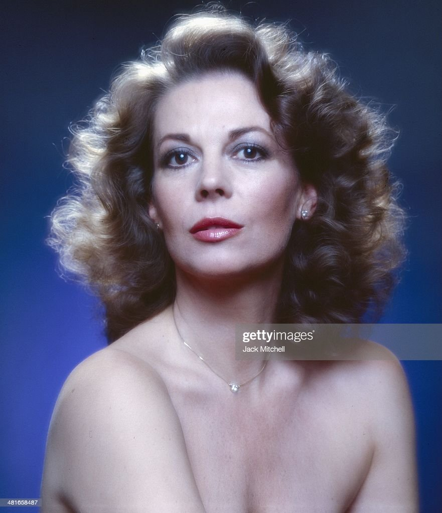 Actress natalie wood photographed in 1979 show more