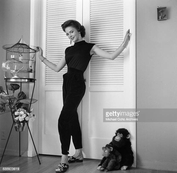 Natalie wood stock photos and pictures getty images for Used lumber los angeles