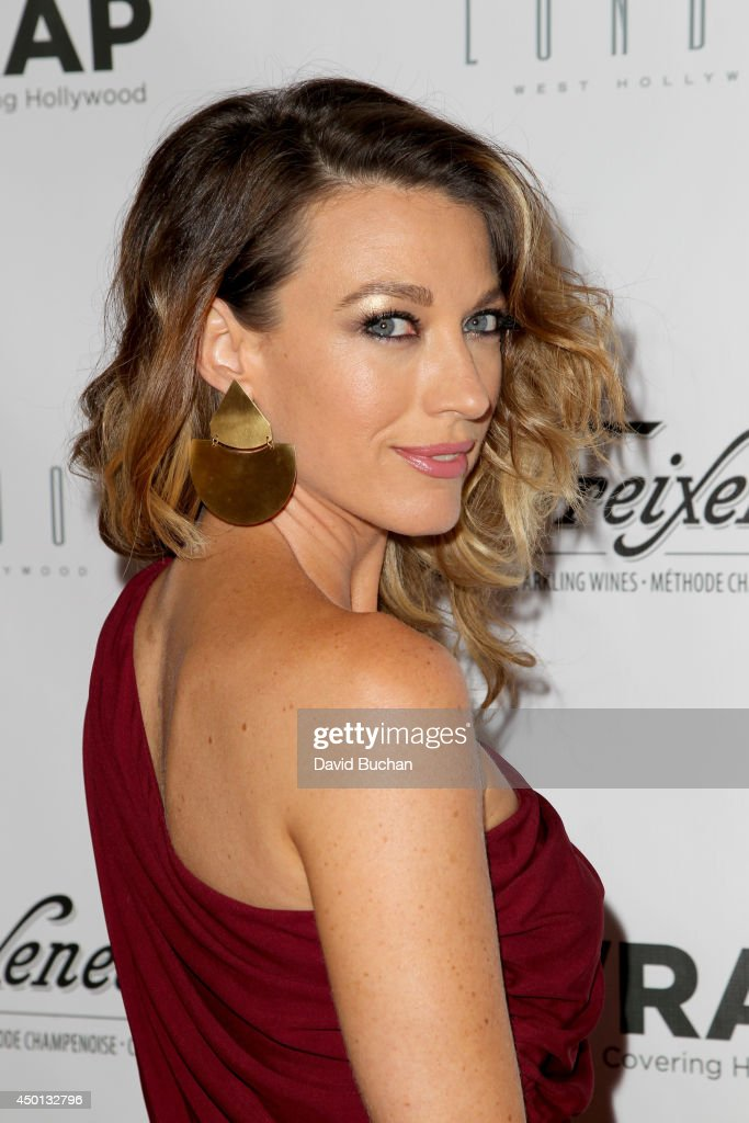 Actress <a gi-track='captionPersonalityLinkClicked' href=/galleries/search?phrase=Natalie+Zea&family=editorial&specificpeople=242853 ng-click='$event.stopPropagation()'>Natalie Zea</a> attends TheWrap's First Annual Emmy Party at The London West Hollywood on June 5, 2014 in West Hollywood, California.