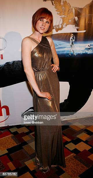 Actress Natalya Rudakova attends Planet Hollywood Resort Casino's Transporter 3 premiere on November 21 2008 in Las Vegas Nevada