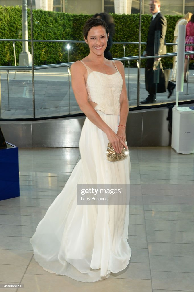 Actress Natane Boudreau attends the 2014 CFDA fashion awards at Alice Tully Hall, Lincoln Center on June 2, 2014 in New York City.