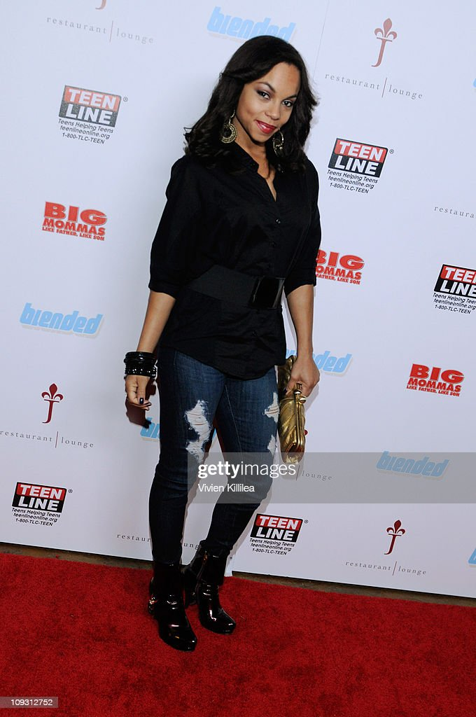 Nba all star weekend premiere party for quot big momma s like father