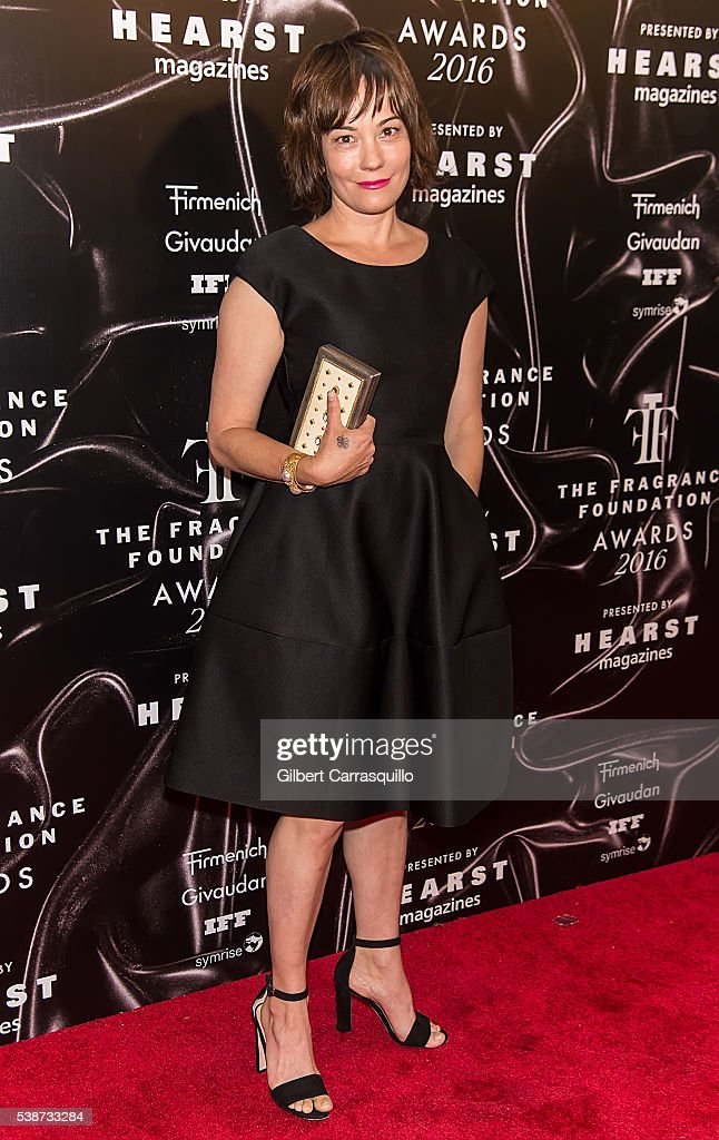 Actress Natasha Gregson Wagner attends 2016 Fragrance Foundation Awards at Alice Tully Hall at Lincoln Center on June 7 2016 in New York City