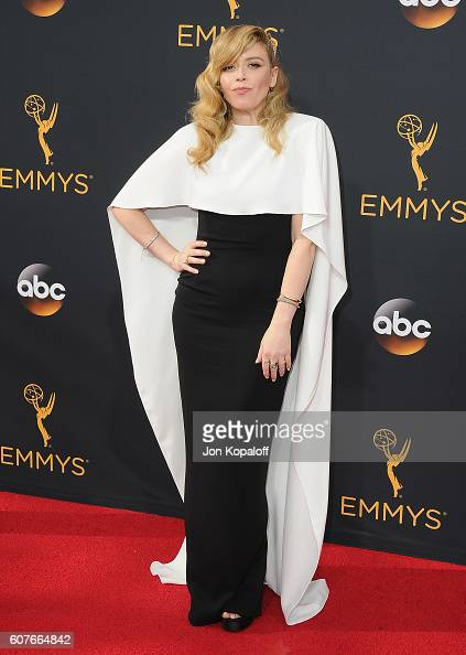 Actress Natasha Lyonne arrives at the 68th Annual Primetime Emmy Awards at Microsoft Theater on September 18 2016 in Los Angeles California