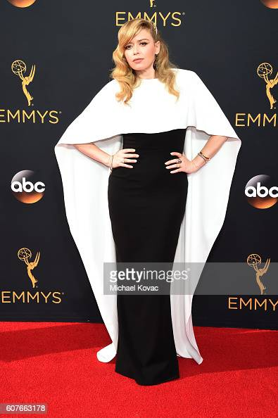 Actress Natasha Lyonne attends 68th Annual Primetime Emmy Awards at Microsoft Theater on September 18 2016 in Los Angeles California