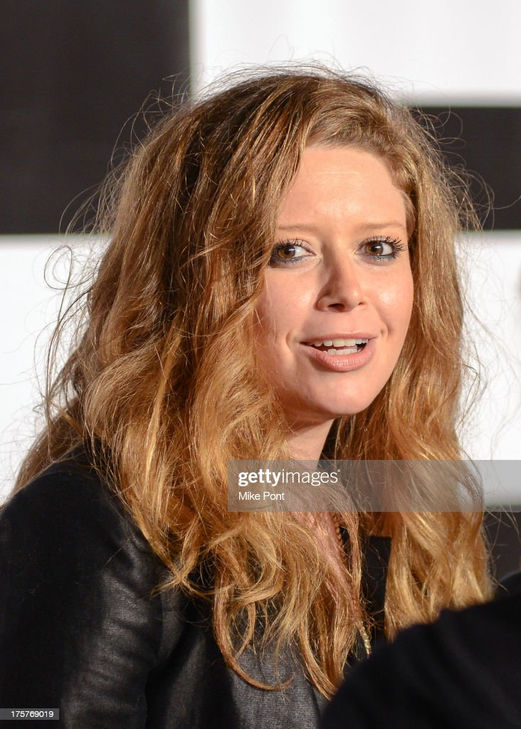 Actress Natasha Lyonne attends G-Shock - Shock The World 2013 at Basketball City - Pier 36 - South Street on August 7, 2013 in New York City.
