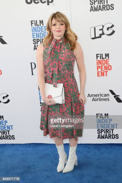 Actress Natasha Lyonne attends the 2017 Film Independent Spirit Awards on February 25 2017 in Santa Monica California
