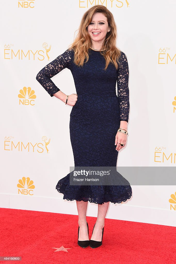 Actress Natasha Lyonne attends the 66th Annual Primetime Emmy Awards held at Nokia Theatre LA Live on August 25 2014 in Los Angeles California