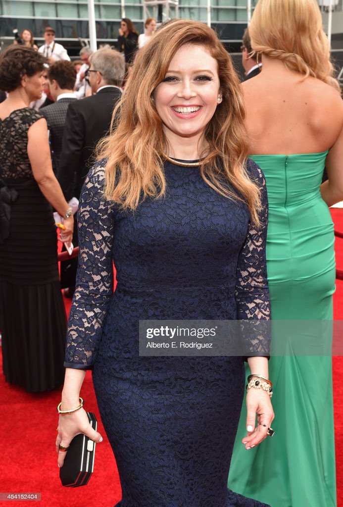 Actress Natasha Lyonne attends the 66th Annual Primetime Emmy Awards held at the Nokia Theatre LA Live on August 25 2014 in Los Angeles California