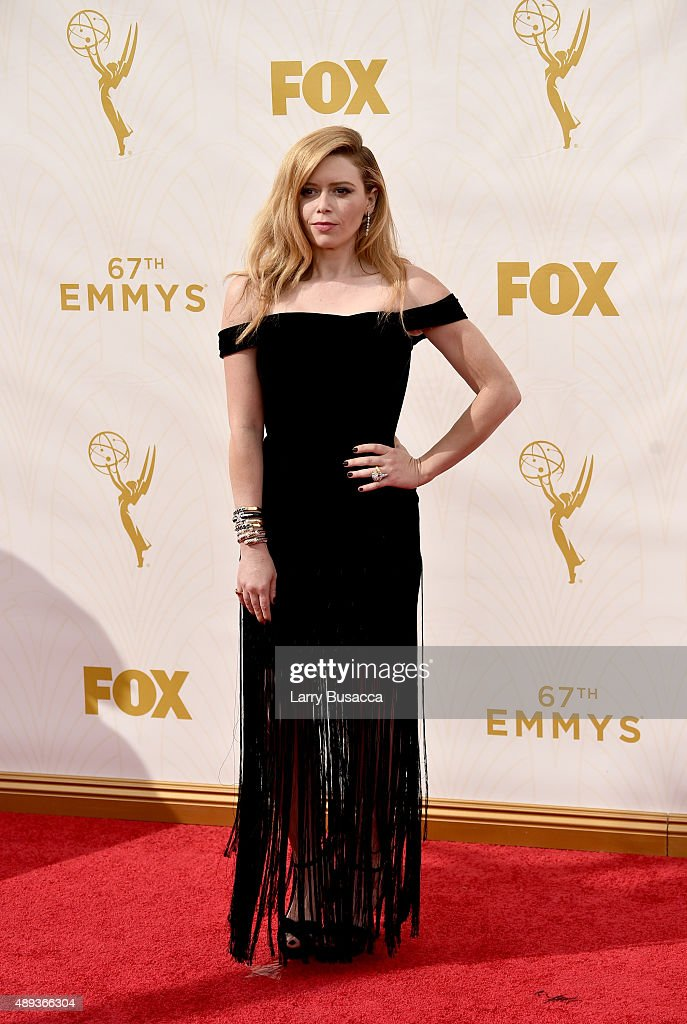 Actress Natasha Lyonne attends the 67th Annual Primetime Emmy Awards at Microsoft Theater on September 20 2015 in Los Angeles California