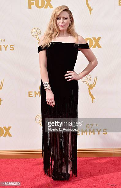 Actress Natasha Lyonne attends the 67th Emmy Awards at Microsoft Theater on September 20 2015 in Los Angeles California 25720_001