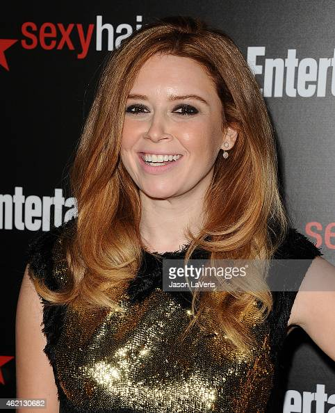 Actress Natasha Lyonne attends the Entertainment Weekly celebration honoring nominees for the Screen Actors Guild Awards at Chateau Marmont on...