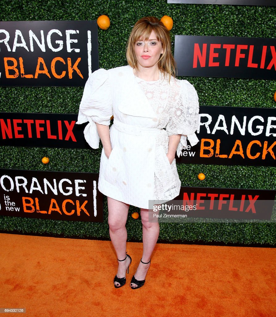 Actress Natasha Lyonne attends the 'Orange Is The New Black' Season 5 Celebration at Catch on June 9, 2017 in New York City.