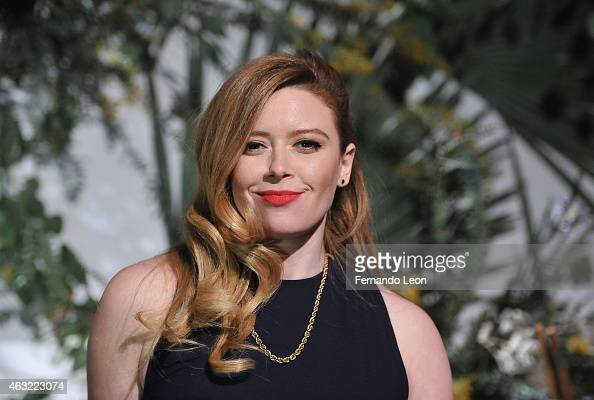 Actress Natasha Lyonne attends the Rachel Comey fashion show at Pioneer Works Center for Arts Innovation during MercedesBenz Fashion Week on February...