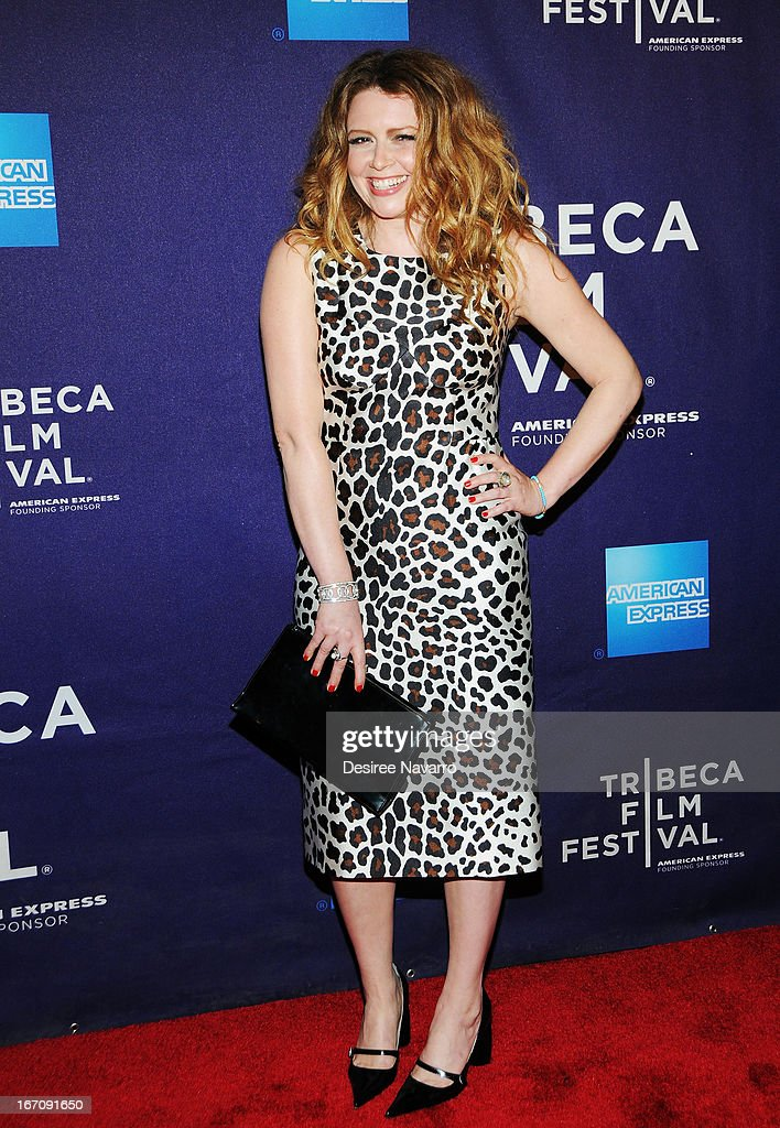Actress Natasha Lyonne attends the screening of 'G.B.F.' during the 2013 Tribeca Film Festival at Chelsea Clearview Cinemas on April 19, 2013 in New York City.