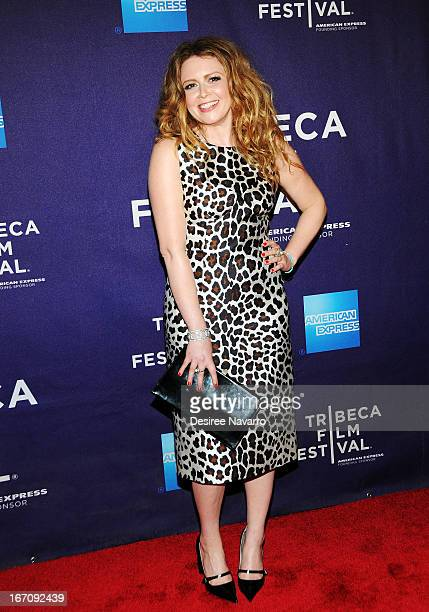 Actress Natasha Lyonne attends the screening of 'GBF' during the 2013 Tribeca Film Festival at Chelsea Clearview Cinemas on April 19 2013 in New York...