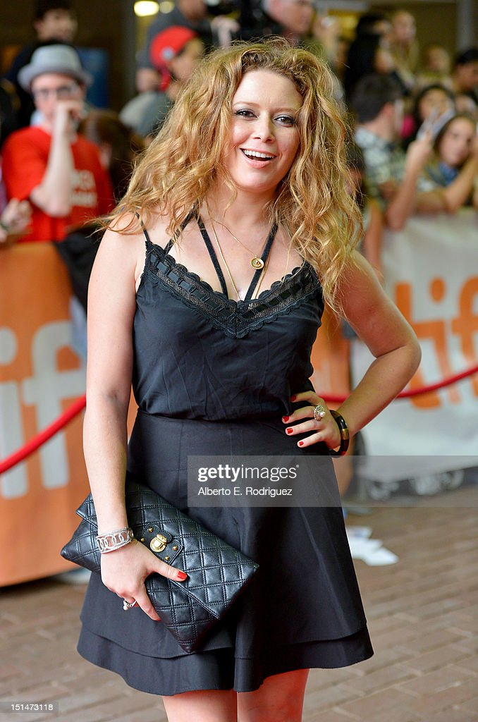 Actress <a gi-track='captionPersonalityLinkClicked' href=/galleries/search?phrase=Natasha+Lyonne&family=editorial&specificpeople=1537481 ng-click='$event.stopPropagation()'>Natasha Lyonne</a> attends the'Spring Breakers' premiere during the 2012 Toronto International Film Festival at Ryerson Theatre on September 7, 2012 in Toronto, Canada.