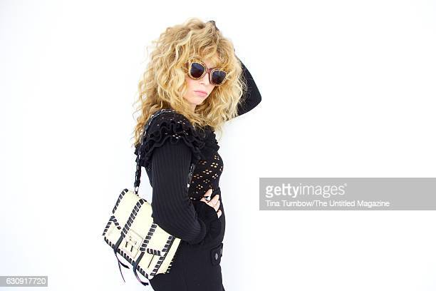Actress Natasha Lyonne is photographed for The Untitled Magazine on August 16 2016 in New York City PUBLISHED IMAGE CREDIT MUST READ Tina Turnbow/The...