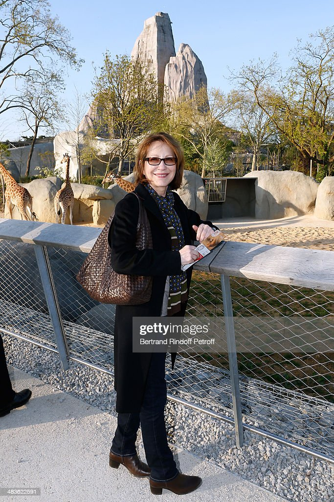 Celebrity Visiting the Zoological Park of Paris Due To Reopen On April 12, 2014