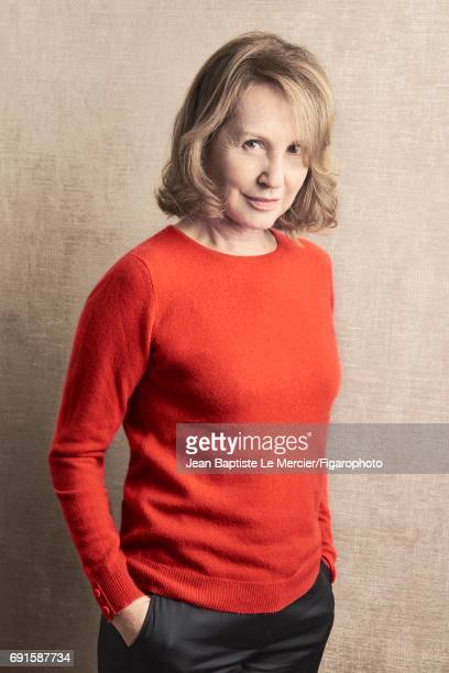 Actress Nathalie Baye is photographed for Madame Figaro on September 27 2015 in Paris France PUBLISHED IMAGE CREDIT MUST READ Jean Baptiste Le...