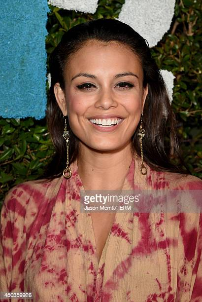 Actress Nathalie Kelley attends the TakeTwo E3 Kickoff Party at Cecconi's Restaurant on June 9 2014 in Los Angeles California